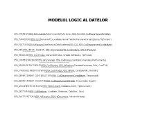Sistem Informatic de Gestiune al unei Firme - SC Alfa Birotica SA - Pagina 5