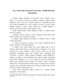 Banca Inter-Americană de Dezvoltare - Pagina 2