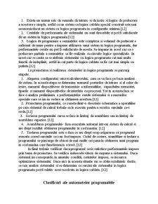 Implementarea Automatului Programabil Eco Control 667 E în Sistem - Pagina 3