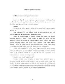 Dreptul de Proprietate - Pagina 3