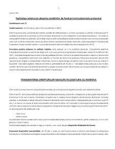 Curs 8 - Nulitatea Relativa pentru Absenta Conditiilor de Fond DPI - Pagina 1