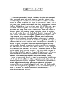 Egiptul Antic - Pagina 1