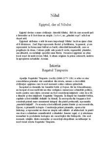Egiptul Antic - Pagina 2