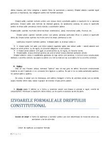 Drept Constitutional si Institutii Politice Contemporane - Pagina 2