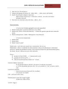 Cursuri si Laboratoare - Retele de Calculatoare - Pagina 2