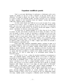 Organisme Modificate Genetic - Pagina 3
