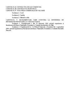 Proceduri și Contracte Finale - Pagina 3
