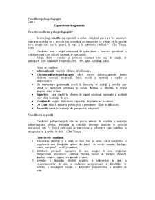 Consiliere Psihologica - Pagina 1