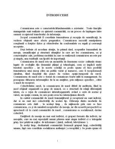 Comunicarea de Masă - Pagina 1