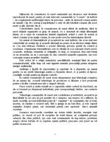 Comunicarea de Masă - Pagina 3