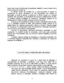 Comunicarea de Masă - Pagina 5