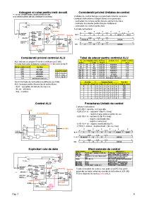 Procesorul - Caile de Date si Unitatea de Control - Pagina 4