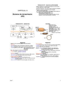 Sisteme de Intrare-Iesire - Pagina 1