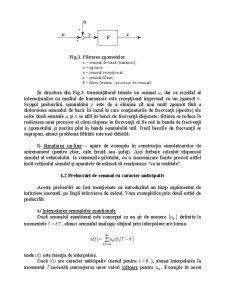 Proiectarea Numerica a Semnalelor - Pagina 3