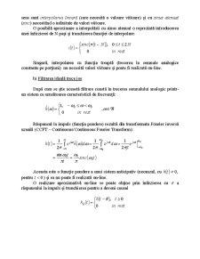 Proiectarea Numerica a Semnalelor - Pagina 4