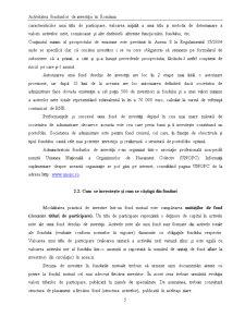 Activitatea Fondurilor de Investiții în România - Pagina 5