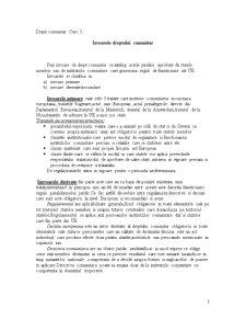 Drept Comercial Curs 3 - Pagina 1