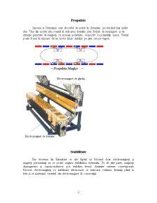 Tren cu Levitatie Magnetica - Pagina 2
