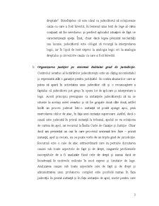 Organizarea Magistraturii, Avocaturii, Notariatului Public si Activitatii Executorilor - Pagina 3