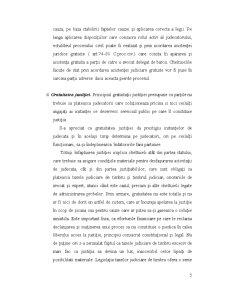 Organizarea Magistraturii, Avocaturii, Notariatului Public si Activitatii Executorilor - Pagina 5