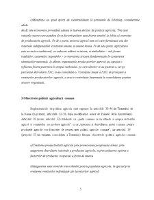 Politica Agricola Comuna - Pagina 5