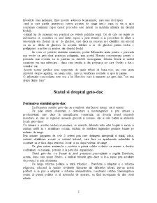 Organizarea Sociala si Normele de Conduita ale Geto - Dacilor in Epoca Prestatala - Pagina 3