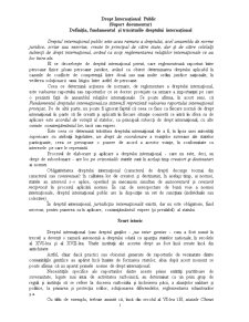 Drept International Contemporan - Pagina 1