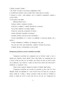 Abilitati Necesare in Comunicarea Interpersonala Eficienta - Pagina 5