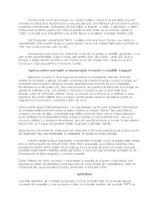 Avantajele si Dejavantajele Integrarii Romaniei in UE - Pagina 4