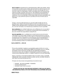 Apele Reziduale - Pagina 5