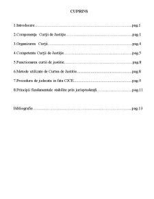 Curtea de Justitie a Comunitatii Europene - Pagina 2