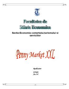 Tehnici Comerciale - Penny Market XXL - Pagina 1