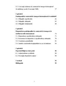Contractul de Transport Rutier de Mărfuri în Trafic Internațional - Pagina 3