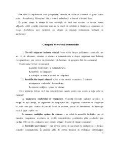 Dezvoltarea Serviciilor Comerciale la Nivelul Fimei - Pagina 5