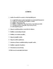 Tehnologii și Sisteme de Prelucrare - Pagina 2