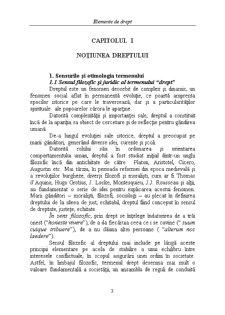 Elemente de Drept - Pagina 1