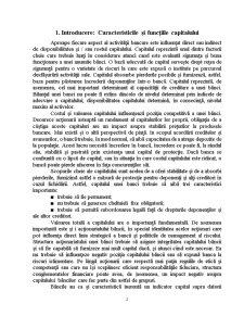 Adecvarea Capitalului ca Urmare a Acordului Basel I si II - Pagina 3