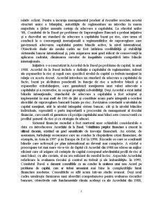Adecvarea Capitalului ca Urmare a Acordului Basel I si II - Pagina 4