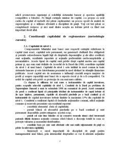 Adecvarea Capitalului ca Urmare a Acordului Basel I si II - Pagina 5