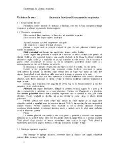 Kinetoterapia în Afecțiuni Respiratorii - Pagina 3