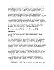 Tehnici pentru Recunoasterea Fetei - Pagina 4
