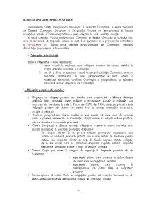 CEDO - Garantii Procedurale - Pagina 5