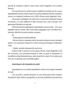 CEDO - Garantii Procedurale II - Pagina 2
