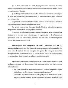 CEDO - Garantii Procedurale II - Pagina 4