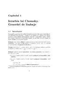 Limbaje Formale și Translatoare - Pagina 3