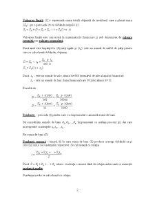 Matematici Actuariale și Financiare - Pagina 2