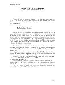 Unitatea de Hard-Disc - Pagina 2