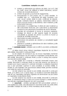 Contabilitate Bancară - Pagina 2