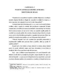 Apararea Dreptului de Proprietate prin Actiunea de Revendicare - Pagina 4