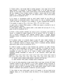 Probleme Econometrie - Pagina 1